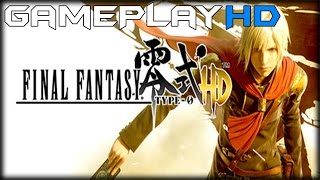 FINAL FANTASY TYPE-0 HD Gameplay (PC HD) [1080p]
