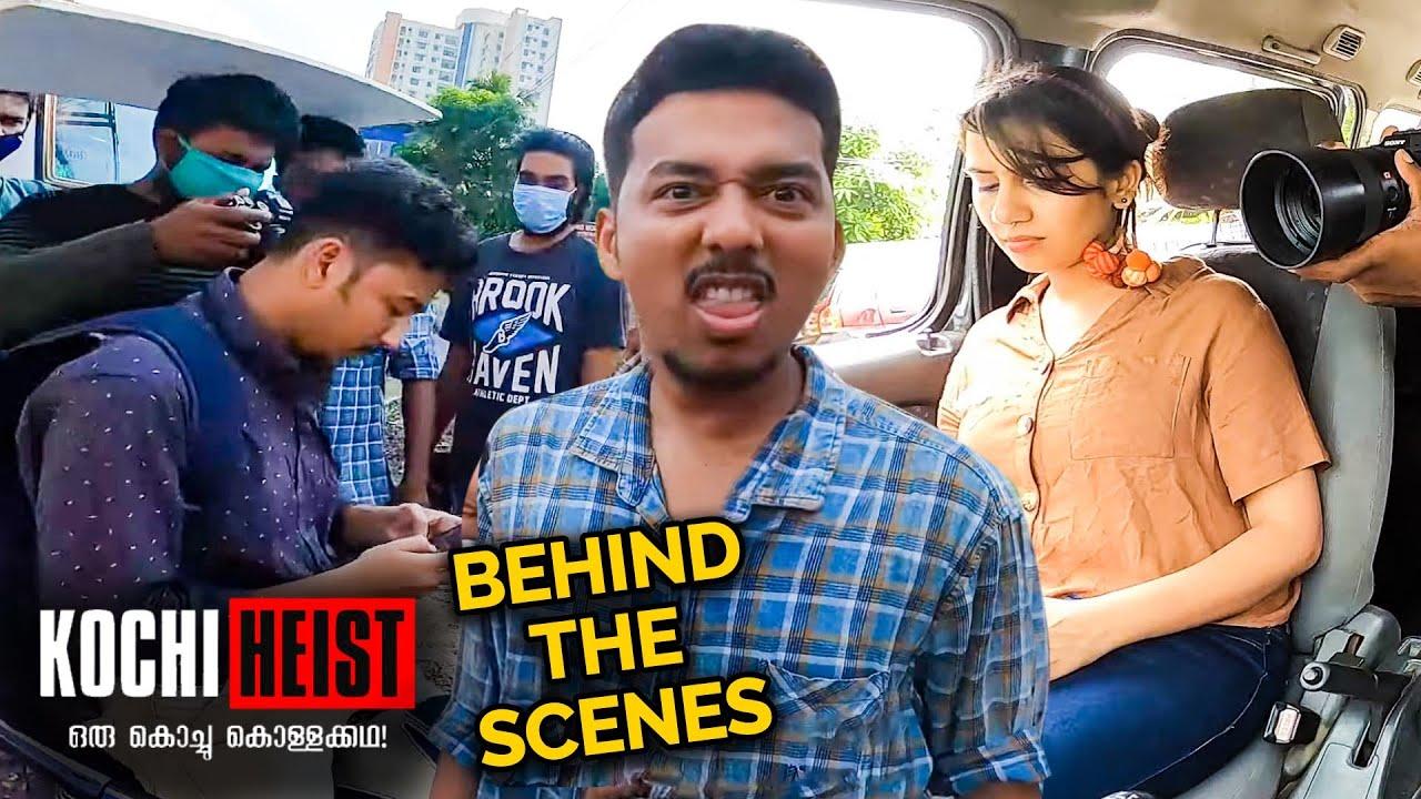 Kochi Heist 2-ൽ ഈ ആട് ഉണ്ടാകുമോ? 😜😅 | Kochi Heist Making Video