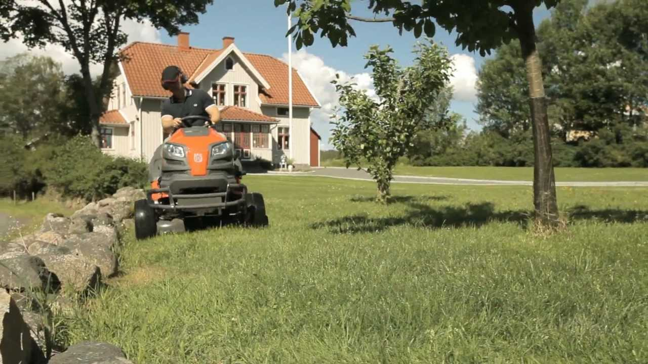 Husqvarna Tractors YouTube