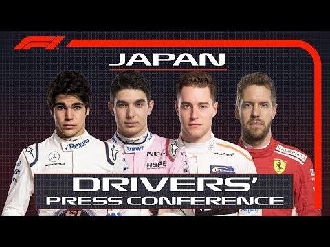 2018 Japanese Grand Prix: Press Conference Highlights