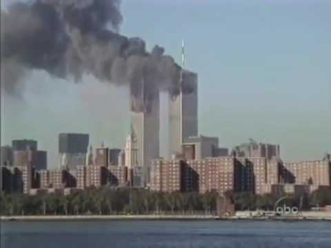 ABC  News 9-11-2001 Live Coverage 12:00 P.M E.T - 6:30 P.M E.T