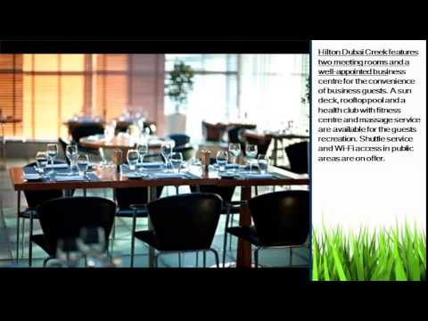 Dubai best ranked hotels hilton dubai creek picture for Dubai hotel ranking