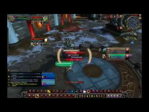 Firestorm v.1 almost complete. Fire Mage PVP, Arena, BG's, WOW, WOD 6.2