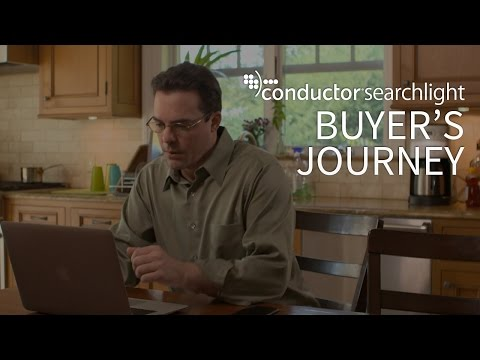 Conductor Searchlight - Buyer's Journey (B2C)
