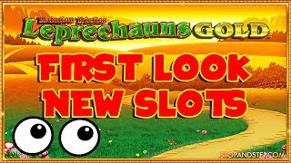 Has My Luck Turned ?!! FIRST LOOK 👀 Leprechauns Gold & 15th Samurai