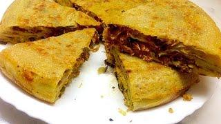 Adhishaya Pathiri / Adhishaya pathal  Malabar Snacks / Iftar / Nombuthura Dish for Ramadan