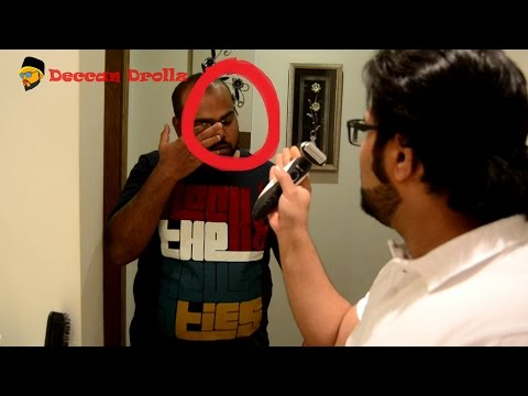 kanjus khansaab || Deccan Drollz || hyderabadi comedy