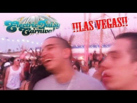Audible's Journey To EDC Las Vegas 2011