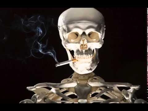 Image result for smoking skeleton