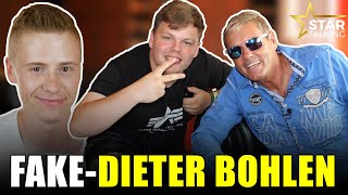 Fake-Bohlen Interview mit Tanzverbot | startalking Prank