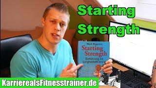 Als Trainer alle Grundübungen perfekt erklären können: Starting Strength Deutsch