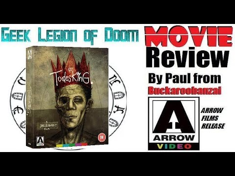 DER TODESKING : THE DEATH KING ( 1990 Hermann Kopp ) Horror Movie Review