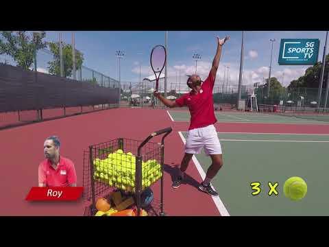 Singapore Men's Team Tennis Challenge | Davis Cup Singapore 2019