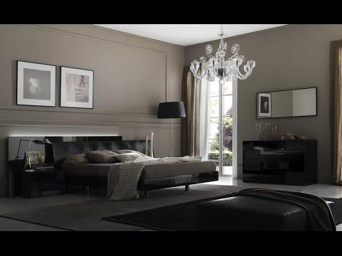 Masculine Design Ideas For Modern Home Interior Bedroom