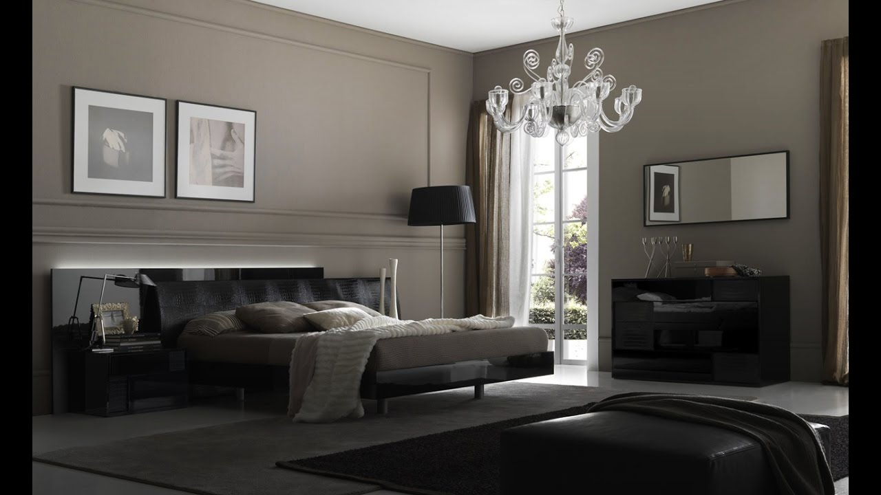 Masculine Design Ideas For Modern Home Interior Bedroom ... on Modern House Painting Ideas  id=30079