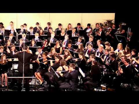 Patapan - St. Paul Central HS Symphonic Band - Dec 2015