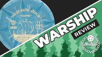Westside Discs Warship Review | Danny Lindahl