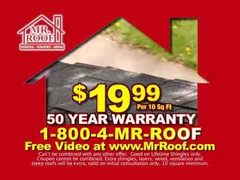 Mr Roof   No Complaints Windows, Siding, Roofing