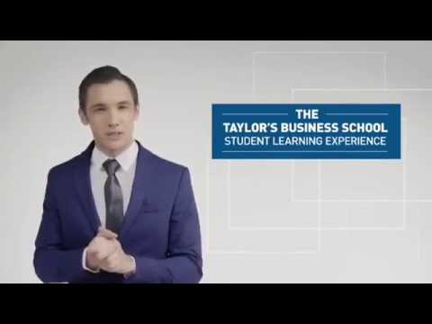 Best University in Malaysia for Business Diploma & Degree at Taylors University