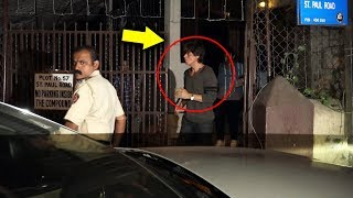 Shahrukh Khan SPOTTED At Shankar Mahadevan's Office | Zero Movie