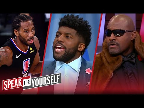 Wiley & Acho react to Clippers Game 7 loss to Nuggets | NBA | SPEAK FOR YOURSELF