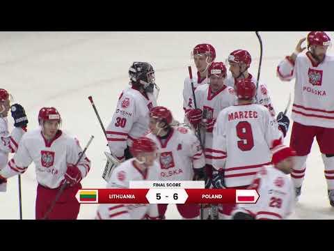 Kontrolinės rungtynės: Lietuva - Lenkija