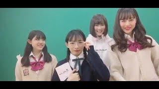 20190114 牧野真鈴ちゃん(原駅ステージA)twitter動画.