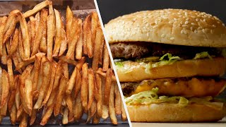 Recreate A Whole McDonald's Meal At Home • Tasty Recipes