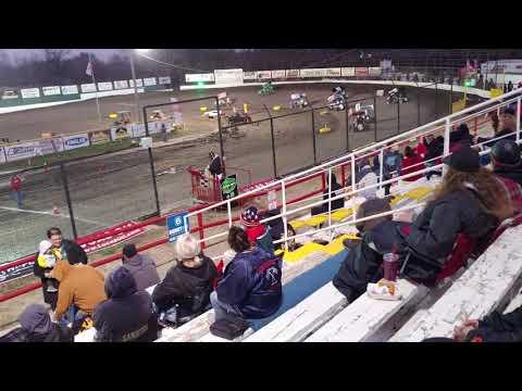 Port City Raceway 3/14/20 NOW 600 A Class Heat 2 Pt. 2