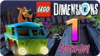 LEGO DIMENSIONS SCOOBY DOO WORLD #01 ★ Let´s Play Lego Dimensions DEUTSCH