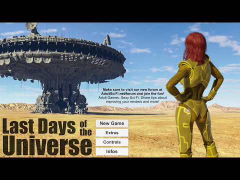 18+ VISUAL NOVEL | Last Days Of The Universe