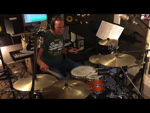 Tim Brickel Pantomime Recording Session (Aladdin)