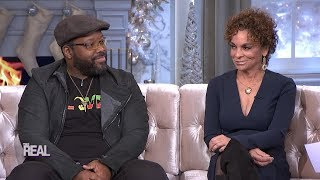 Kadeem Hardison Admits to Crushing on Jasmine Guy Back in the Day