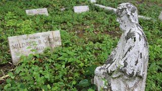 Abandoned Virginia #22 - Evergreen Cemetery Richmond