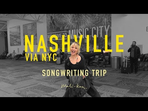 I Went To A Rodeo | Songwriting Trips | Mali-Koa In Nashville