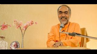 Talk by Pujya Swami Swaroopananda