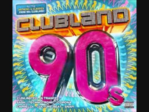Clubland 90's mucho mambo sway