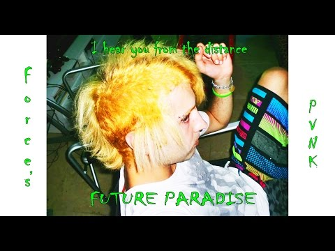 Force's PVNK future paradise (I hear you from the distance) (NEW)