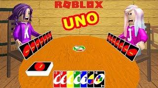 DON'T FORGET TO SHOUT UNO! / Roblox: UNO (Jeu de cartes) 🃏
