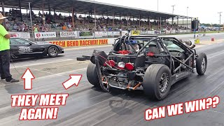 LS Fest Day 3: Leroy BATTLES In the Stick Shift Class!! Can