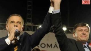 Mediafax   Povestea alegerii presedintelui in imagini   Decembrie 2009