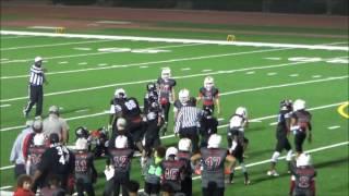 2016 socal flo league 12u super bowl falcons vs oc buckeyes