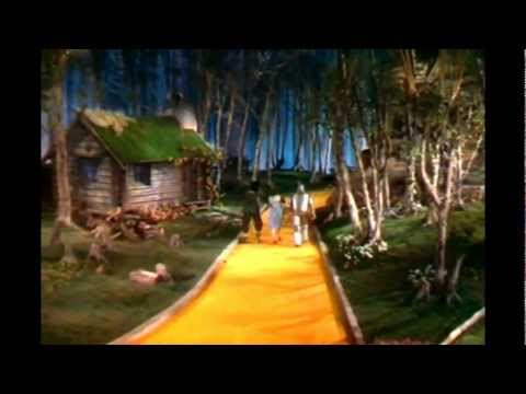Wizard of oz we're off to see the wizard.
