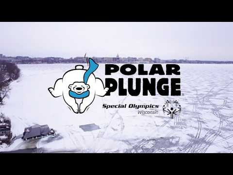 Special Olympics Wisconsin 2018 Polar Plunge