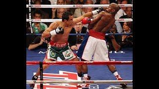 Защита в боксе от Флойда Мейвезера. Филадельфийская защита.