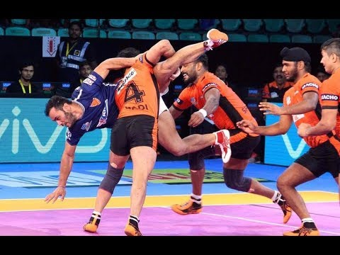 pro-kabaddi-5,-22nd-september-2017:-dabang-delhi-vs-u-mumba,-u-mumba-won-by-30-28