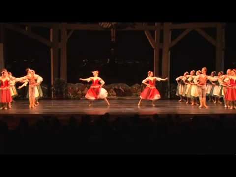 COPPELIA PERFORMANCE MELBOURNE 18 12 2015 CLOSE UP