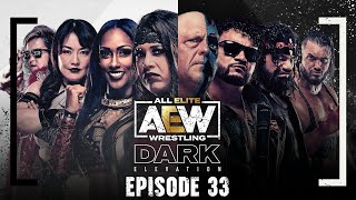 4 Matches Featuring Dustin Rhodes, Nyla, Santana & Ortiz, Wardlow & more! | AEW Elevation, Ep 33