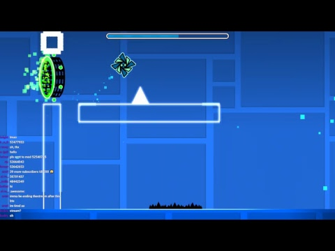 Geometry Dash Level Requests! (SENDING TO MODS!)
