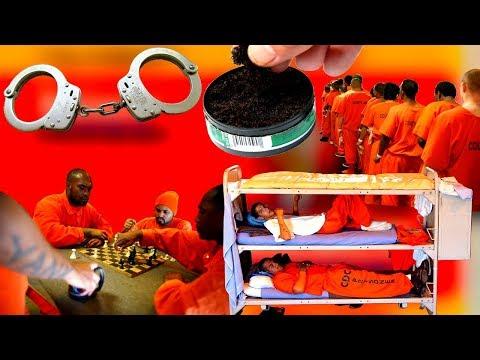 Чем отличается тюрьма США от тюрем в России